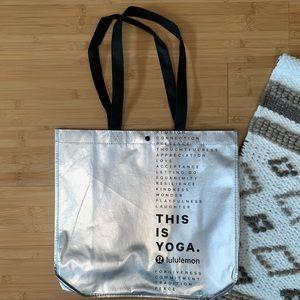 RARE! Lululemon Large Bag